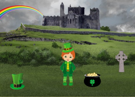 Shinycatz is celebrating Ireland: a country that is as festive as it is rich and friendly!