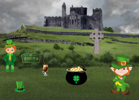 Find items from Ireland and win prizes!