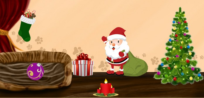 Start hunting for Christmas items and win prizes!